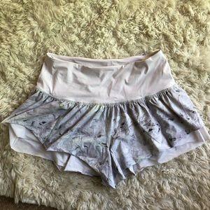 Lululemon Super Flowy Shorts